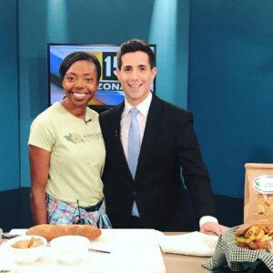 Maya's Cajun Kitchen on AZ Morning News